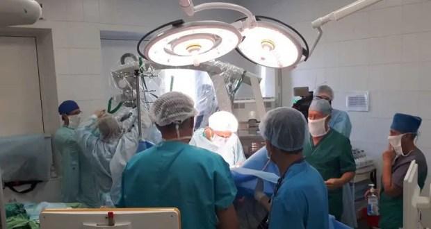 В Крыму впервые проведена уникальная нейрохирургическая операция