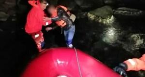 Ночная спасательная операция на горе Аю-Даг