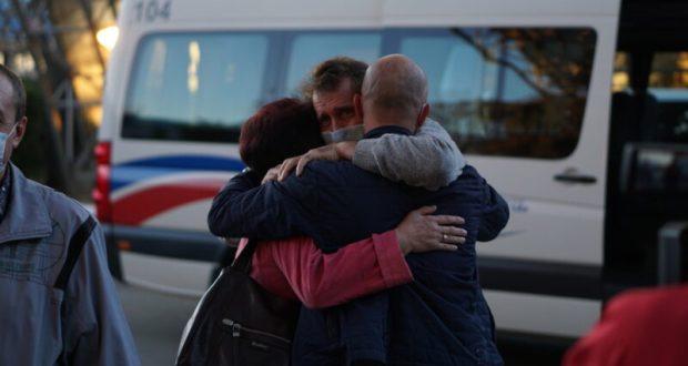 В Крым вернулись моряки, полгода пробывшие в плену у пиратов