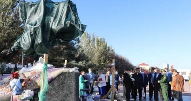 В Феодосии готовятся к открытию памятника Петру Котляревскому