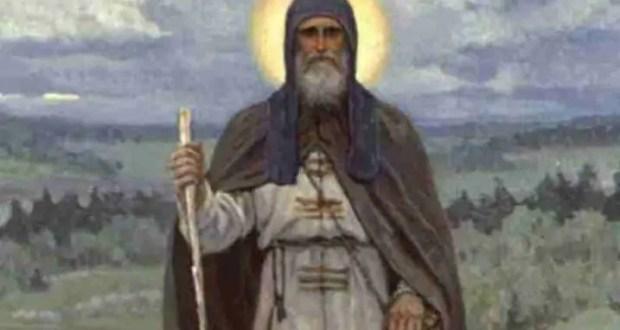 8 октября – день преподобного Сергия Радонежского