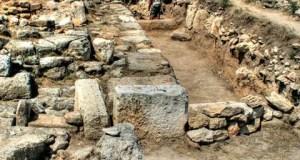 На западе Крыма археологи обнаружили остатки башни IV века до нашей эры