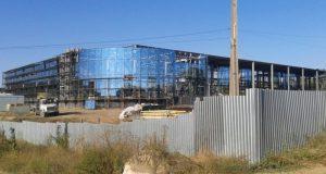 Дворец водных видов спорта в Симферополе должны открыть в следующем году