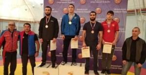 У крымских борцов-классиков - две медали Всероссийского турнира в Краснодарском крае