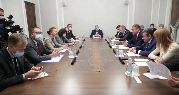 Мнение: Совет Европы озаботится проблемой перекрытия поставок воды в Крым