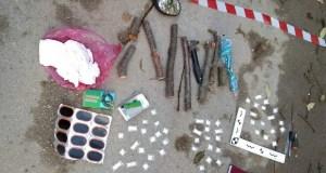 Сам себя и выдал: в Севастополе поймали с поличным очередного наркодилера