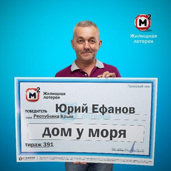 Юрий Ефанов