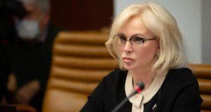 Сенатор от Крыма Ольга Ковитиди заразилась коронавирусом