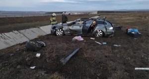 ДТП на трассе «Таврида»: погиб водитель BMW