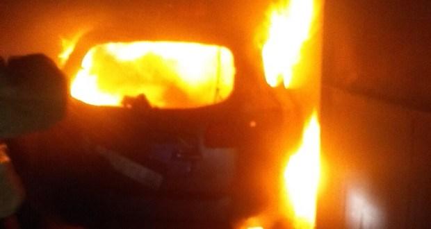 Автопожар в Почтовом и еще четыре пожара минувших суток в Крыму