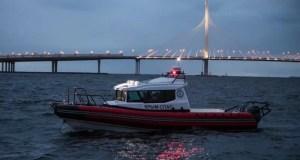 У аварийно-спасательной службы «КРЫМ-СПАС» - новый катер