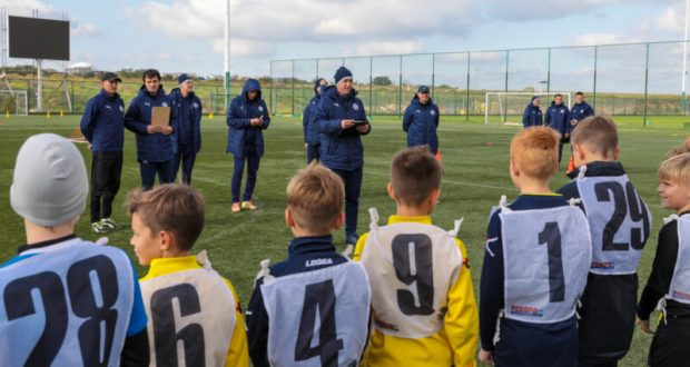 Академия футбола Крыма объявляет о новом наборе