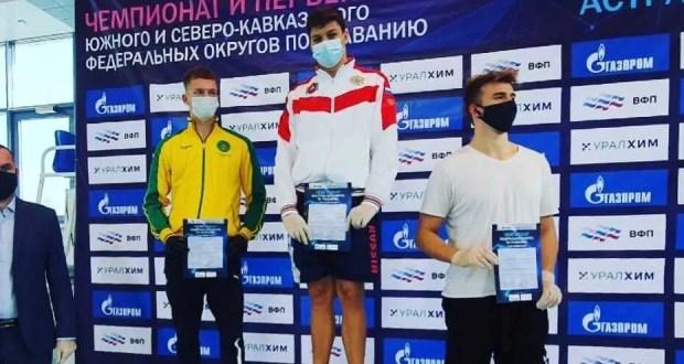 Пловцы из Крыма завоевали семь медалей на чемпионате и первенстве ЮФО