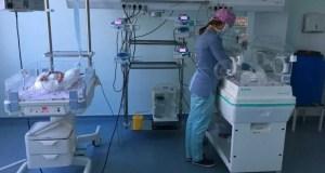 В крымском перинатальном центре созданы все условия для оказания медпомощи недоношенным детям