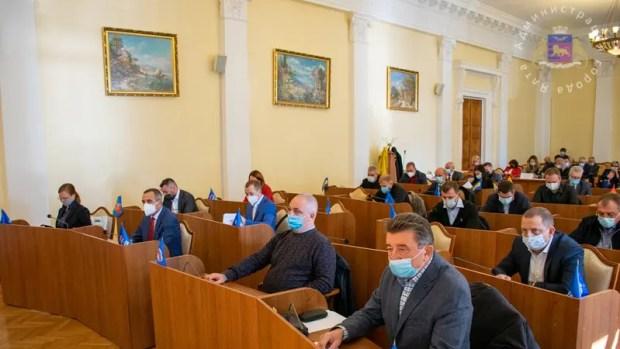 В Ялтинском горсовете согласовали назначение Янины Павленко на должность первого зама главы администрации