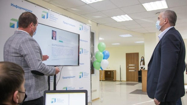 Мнение: открытие в Крыму Центра управления регионом упростит взаимодействие населения с органами власти