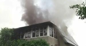 «Огненная сводка» выходных дней в Крыму