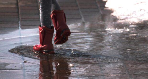 Погода в Крыму. Дожди, в горах - снег