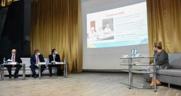 Одобрен проект Стратегии социально-экономического развития Евпатории до 2035 года