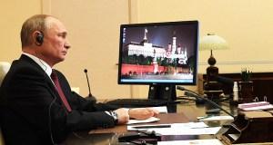 Пресс-конференция Президента России в этом году пройдет в онлайн-формате