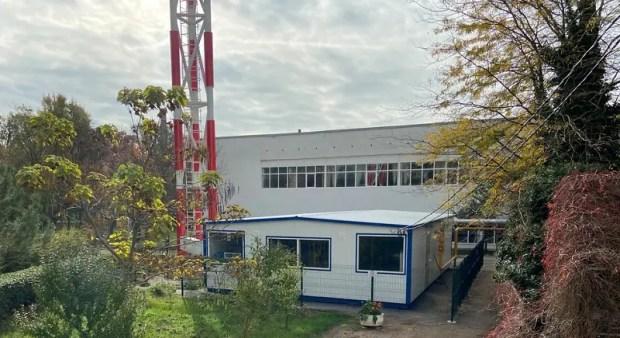 В Саках, в санатории имени Бурденко построена современная котельная