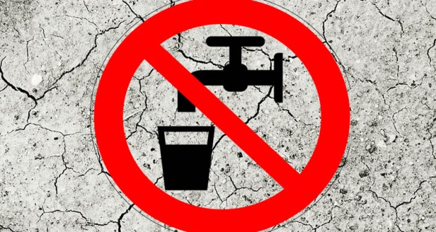 В Симферополе ужесточаются графики подачи воды: два часа утром и вечером