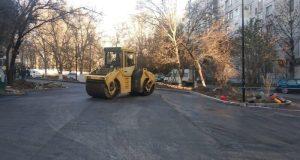 В Симферополе благоустраивают 36 дворовых территорий