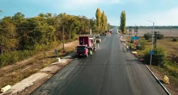 В этом году в Крыму будет отремонтировано свыше 400 километров автодорог