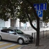 Подсчитали-прослезились и… отменили плату за парковку в Ялте