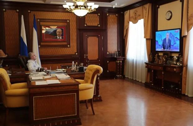 Глава Крыма о Большой пресс-конференции Владимира Путина