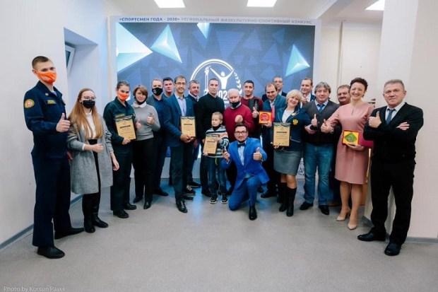 Активный член объединения «Здоровые силы Севастополя» - боксерский клуб «Фиолент» - об итогах года