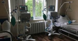 Что с больничными койками в «ковидных» госпиталях Крыма