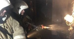 Вечерний пожар в Коктебеле, ночной пожар в Саках. «Огненная хроника» МЧС Крыма