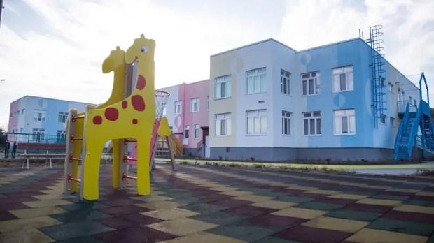 Сергей Аксёнов принял участие в открытии детских садов в Симферополе и Евпатории