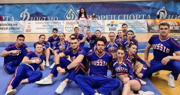 Крымчане заняли три призовых места на Кубке России по чир спорту