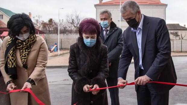 Сергей Аксёнов открыл модульный детский сад в Симферополе