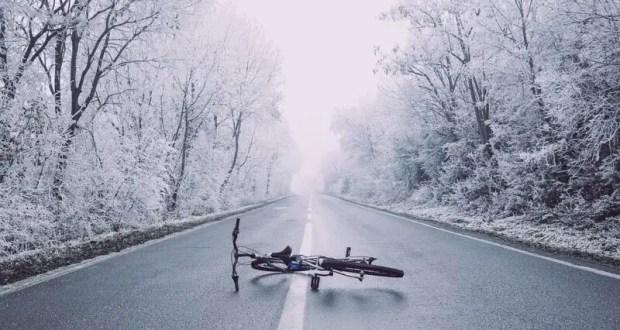 Погода в Крыму - холодный фронт