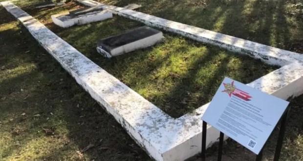 В Симферополе устанавливают мемориальные знаки на памятниках Великой Отечественной войны
