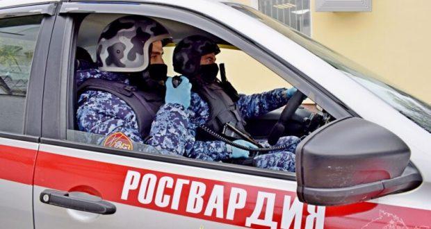 В Симферополе задержали подозреваемого в серии кражах из супермаркета