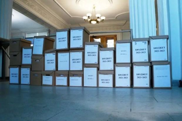 До конца года примут? Трехлетний бюджет Севастополя внесен в Законодательное Собрание