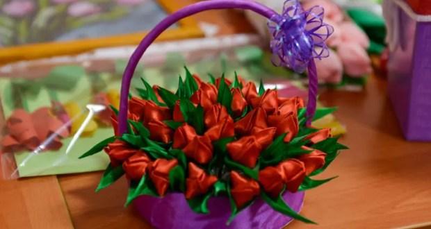 В Крыму стартовала благотворительная акция «Мерхаметлик лялеси» («Тюльпан милосердия»)