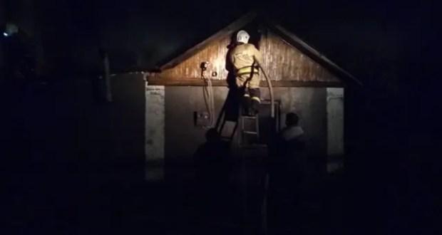 Вечерний пожар в Бахчисарайском районе и еще 8 пожаров минувших суток в Крыму
