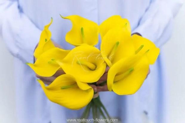 Real Touch. Искусственные цветы из латекса и силикона, красота которых - живая