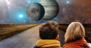 21 декабря в Крыму можно наблюдать «великое соединение» Юпитера и Сатурна