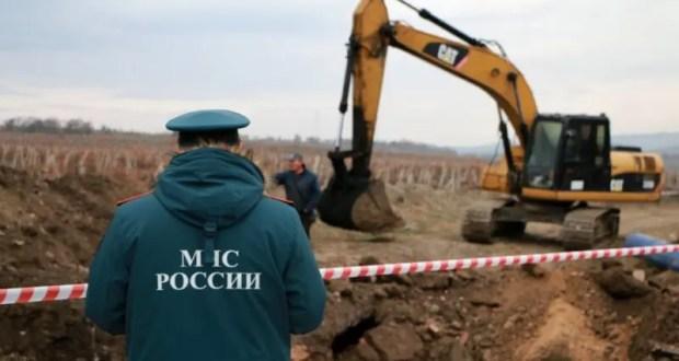 В Балаклаве ликвидировали аварию на газопроводе