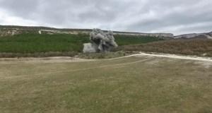 Пиротехники в Севастополе уничтожили шесть бомб на спецполигоне и одну на месте обнаружения