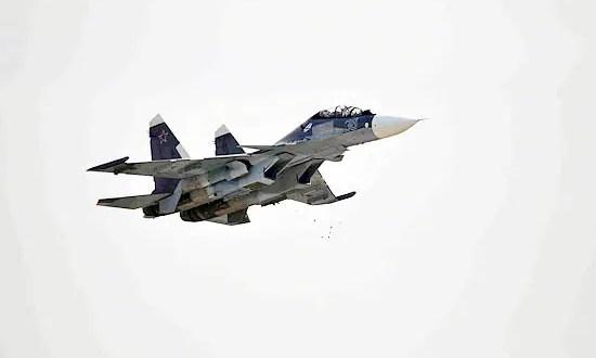 На Черноморском флоте прошло учение по перебазированию морской авиации на запасной аэродром