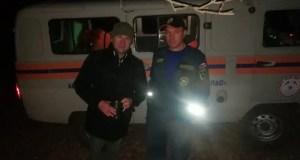 В крымских горах спасли мужчину. Вышел на плато Бабуган-Яйла и не рассчитал сил