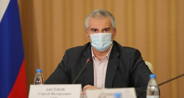 Глава Крыма поручил синхронизировать работу с обращениями по теме водообеспечения