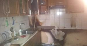 Ночное возгорание на кухне и еще три пожара минувших суток в Крыму